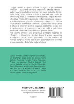 Studi sull'immaginario italiano -1